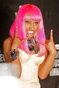 Nicki Minaj Satanic