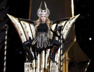 Madonna Satanic Ritual