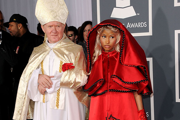 is nicki minaj a devil worshiper 2
