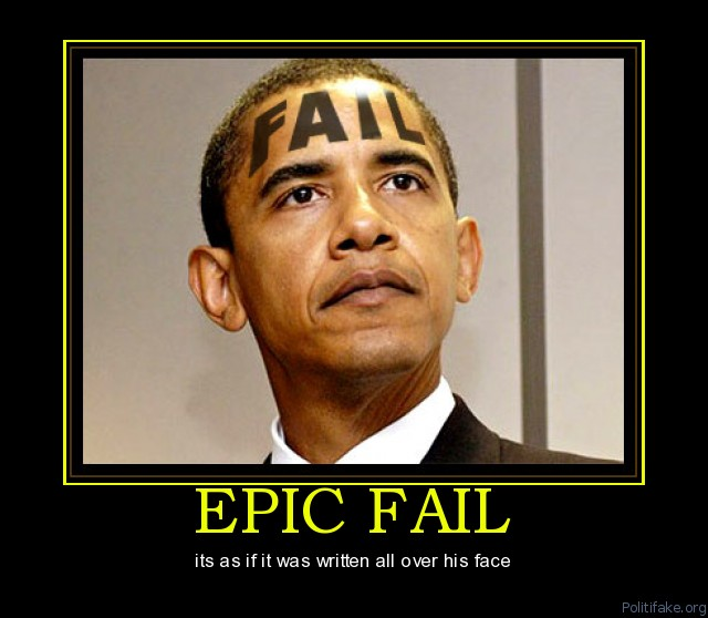obama epic fail 