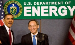 "President Obama's Energy Secretary, Steven Chu, infamously said, ""We have to figure out how to boost the price of gasoline to the levels in Europe."""