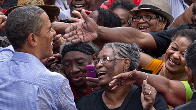 Obama Apologies to Unemployed Blacks And Promises Them Food Stamps If He Is Reelected