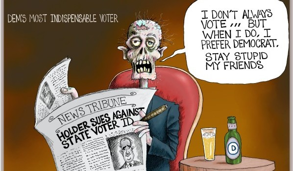 Obama and Holder Attempt To Dig Up Votes in Florida