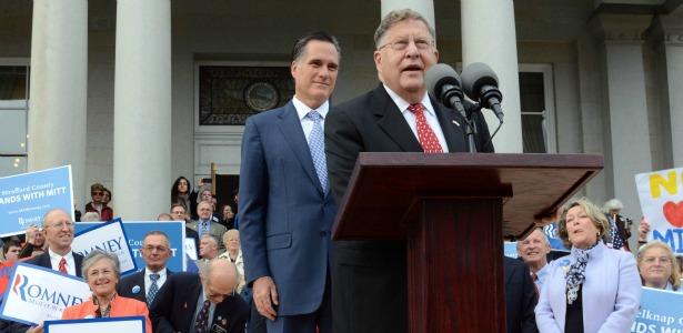 Media Bias John Sununu Stands Up For Romney And Attacks Liberal Media Bias