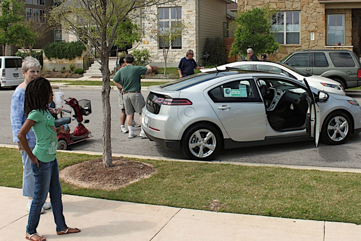 Planned Community Devoted To Failed Car Chevy Volt in Voltville
