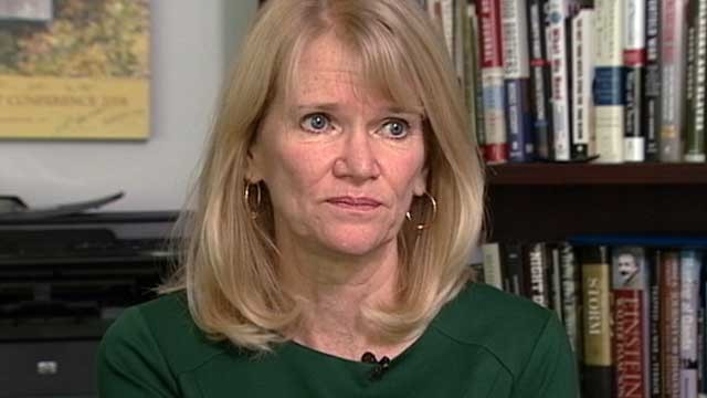 Martha Raddatz on Oxycontin During Debate Moderation