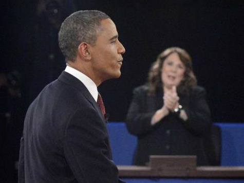 Obama Candy Crowley Bias Debate