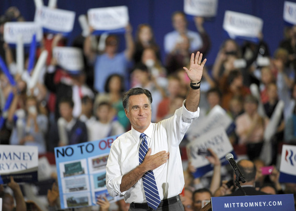 Orlando Sentinel Picks Romney for President
