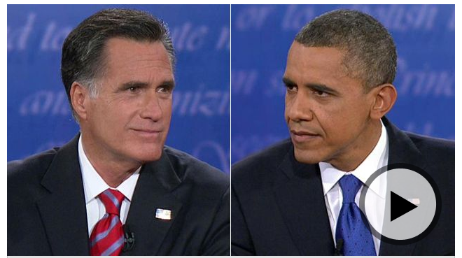 Romney Wins Final Debate
