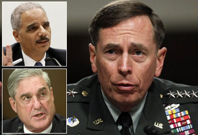 Petraeus Testifies Against Obama