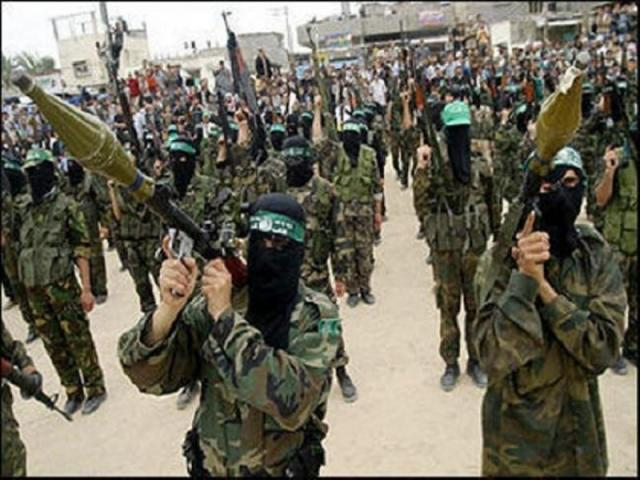 Hamas Deliberately Hiding Behind Palestinian Civilians a ...