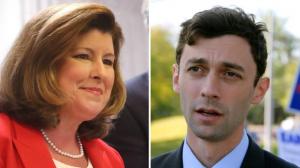 handel beats ossoff in Georgie special election