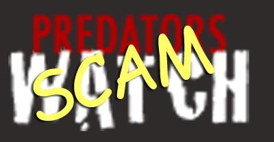 PredatorsWatch Scam Fraud Extortion Blackmail